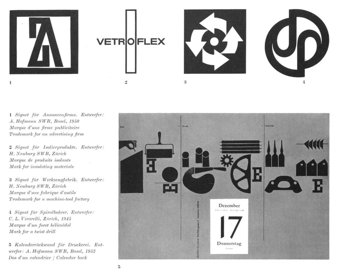 Karl Gerstner: Gedanken über sinngemässe Werbegraphik